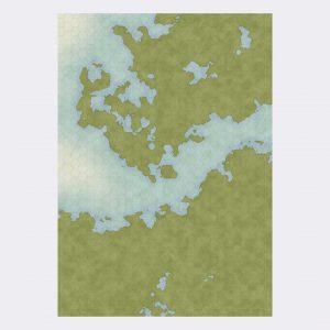 Vancano's Map Generator - a Photoshop tool for generating fantasy maps