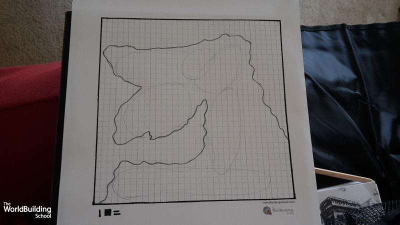 Grid Worldbuilding - Step 3