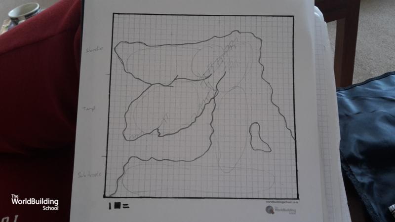 Grid Worldbuilding - Step 4