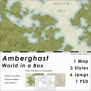 Amberghast World in a Box