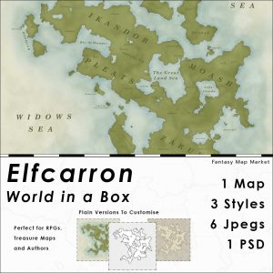 Elfcarron World in a Box