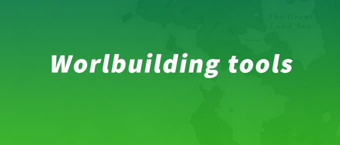 Worldbuilding tools